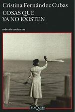 Cosas que ya no existen (Spanish Edition)-ExLibrary