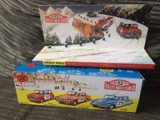 Empty Box Corgi Toys Gift Set 38 Gs38 Rallye Monte Carlo Mini Rover Citroen Ds19