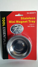 Tool Essentials Stainless Mini Magnet Tray