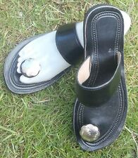 Flip Flops 100% Leather Unbranded Casual for Women