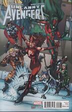 Uncanny Avengers #5 Nauck NYC Var  NOS!!