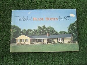 The Book of Pease Homes for 1955 Booklet, Hamilton, Ohio