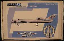 Anigrand Models 1/72 HANDLEY PAGE HP-115 Delta Wing Fighter Project