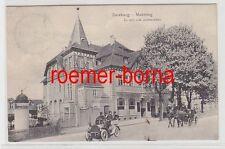75025 Ak Duisburg Monning Zu den vier Jahreszeiten 1907