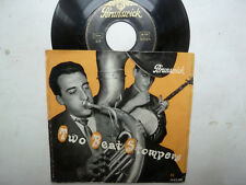 EP:TWO BEAT STOMPERS 1955 *GERMAN JAZZ WITH HORST LIPPMANN / WERNER REHM *RAR