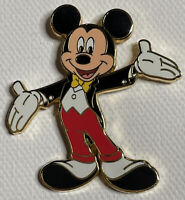 """Disney Mickey Mouse Trading 2008 1 3/4"""" Pin Welcome to Disneyland"""