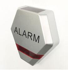 Artículos de seguridad del hogar sin marca color principal plata