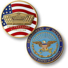 The Pentagon / Department of Defense - Challenge Coin
