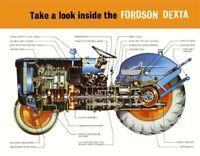 Ford//Massey Ferguson John Deere Fordson Tractors 88 Degree Thermostat