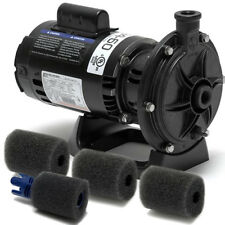 Polaris Booster Pump, Tail Sweep Pro and 12 Sweep Tail Scrubbers - PB4-60