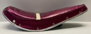 vintage SEARS SCREAMER Troxel bicycle Banana SEAT Violet Purple