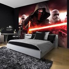 312x219cm (312x218cm) Papel pintado Fotomural Star Wars caracteres Disney