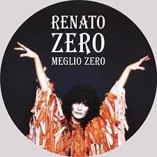 Renato Zero - Meglio Zero - Limited Edition LP Vinile Picture Nuovo