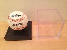 CAL RIPKEN JR. ~ Commemorative Baseball ~ MLB National League Ball ~ Plus Cube !