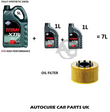 FORD TRANSIT MK6 2.0 & 2.4 SERVICE KIT AIR OIL  FILTERS 7L ENGINE OIL 00/06