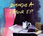 CD Dominique A - L'amour EP - maxi cd 4 titres 1994 +RARE+