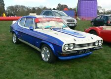Ford Capri Mk 1 RS3100 Bib Spoiler Chin GRP NEW G014