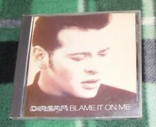 D:Ream - Blame It On Me - UK CD Single