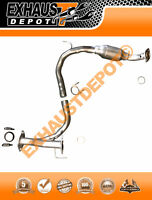 FITS: 2005-2011 TOYOTA TACOMA 4.0L REAR LEFT CATALYTIC CONVERTER