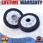 2x Dryer Drum Roller Parts For Speed Queen Kenmore Admiral Amana Maytag 500214P photo