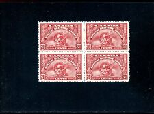 LOT 83914 MINT NH E6  BLOCK SPECIAL DELIVERY STAMPS : CANADA