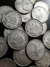 Silver Quarter Canada Lot 25 Cents ( 2 Coins ) Silver 1900s