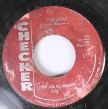 Hear! Blues 45 Sonny Boy Williamson - The Goat / It'S Sad To Be Alone On Checker