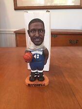 Sam Mitchell NBA Minnesota Timberwolves SGA Bobblehead NIB 1/10/01 T'Wolves