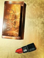 NEW Authentic Receipt available Urban Decay Naked Petite Heat Eyeshadow Palette
