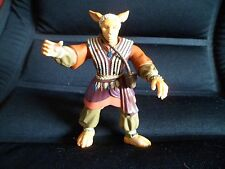 Vintage 1996  rare worrier of virtue Yun action figure looks like animal toy 6""