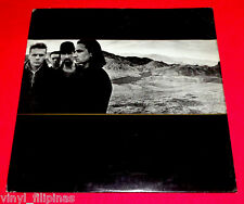 PHILIPPINES:U2 - The Joshua Tree LP,New Wave,SUPER RARE,Bono