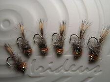 Irideus Custom Chico Creek Hottie Nymph Trout Fly Fishing Fly Steelhead Sac Riv