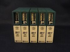 Analog Devices 3B17 LVDT Input Modules Lot of 5 Model 3B17-00