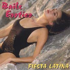 Various Artists : Baile Erotico: Fiesta Latina CD