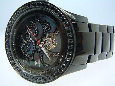 Aqua Master Jojo Joe Rodeo Vs Big Diamond Watch 7.50 Ct