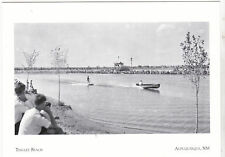"*Postcard-""Tingley Beach"" aka Conservancy Beach- @ Albuquerque, NM (A1-3)"