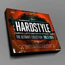 CD de musique album electro avec compilation