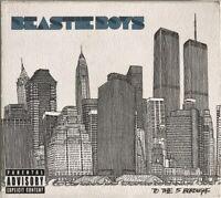 BEASTIE BOYS TO THE 5 BOROUGHS CD USA DIGIPACK ENHANCED CAPITOL 2004