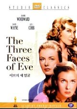 The Three Faces of Eve (1957) New Sealed DVD Joanne Woodward