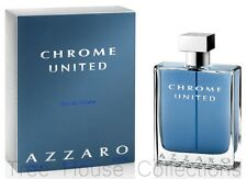 Treehouse: Azzaro Chrome United EDT Perfume For Men 100ml (Paypal Accepted)