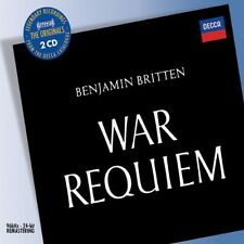 War Requiem - B. Britten (2006, CD NIEUW)2 DISC SET