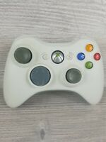 Official Authentic Genuine OEM Microsoft Xbox 360 Controller White Tested