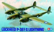 Tamiya 1/48 Lockheed P-38F/G Lightning # 61120
