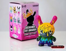 Ooey Gooey The Bots - DTA - Designer Toy Awards Dunny Vinyl Fig Kidrobot
