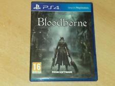 Videojuegos Bloodborne Sony