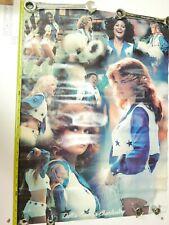 DALLAS COWBOYS CHEERLEADERS POSTER 20X28 VINTAGE RETRO VTG 1979 TRANSMEDIA NFL