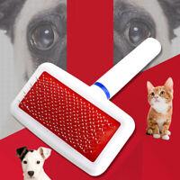 Mascota Perro Gato Pelusa Pelo Eliminar Off Higiene Trimmer Cachorro Peine Brush