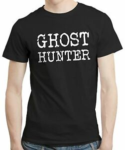Ghost Hunter - Gift Idea Accessories Paranormal Investigator T-shirt Tshirt Tee