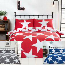 All Star Converse style Reversible Duvet Quilt Cover Bedding Set & Pillowcases