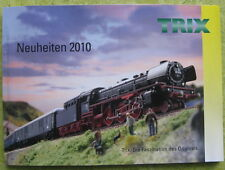 Trix Katalog - Neuheiten 2010 Eisenbahn Katalog,